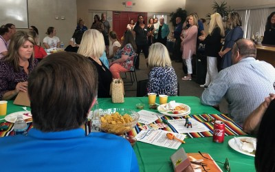 Living Waters Hospice Mixer
