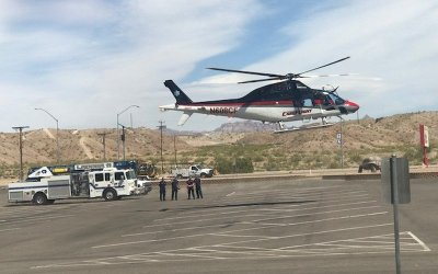 BHCFD and Tristate Careflight Practice