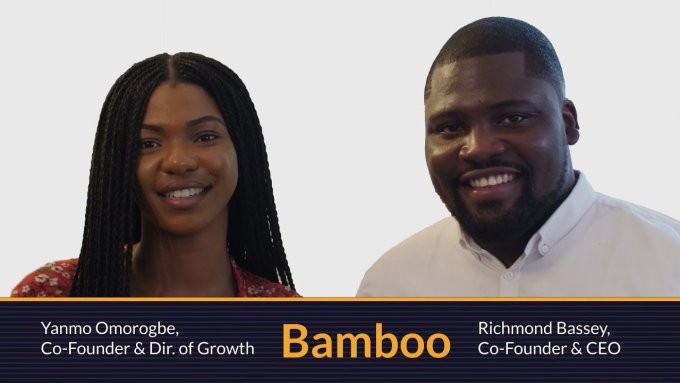founders of bamboo app