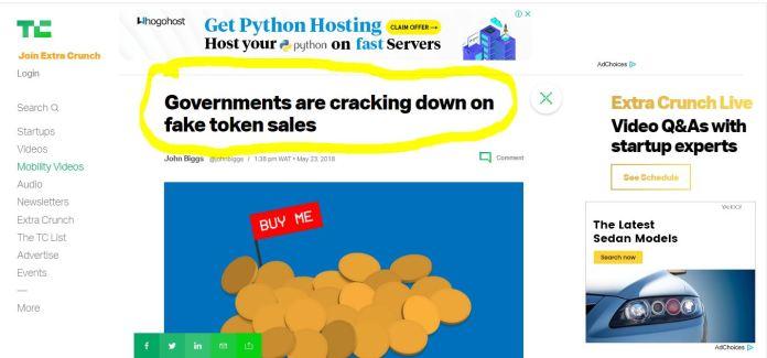 Fake Token: How to Spot a Fake Crypto Token Presale