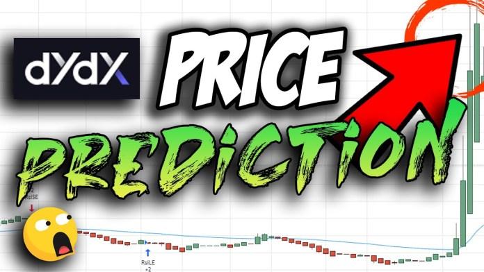 dydx price prediction