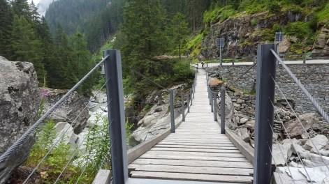 Splügenpass - Wanderweg Via spluga