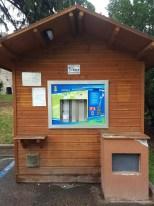 Bolsena Wasser Automat