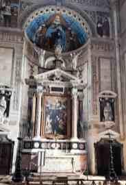 Kloster am Stellplatz Certosa