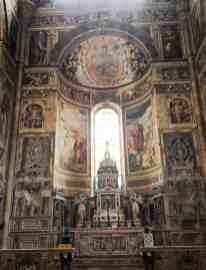 Certosa di Pavia innen