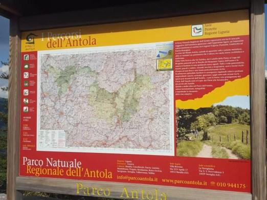 Parco Antola Nationalpark