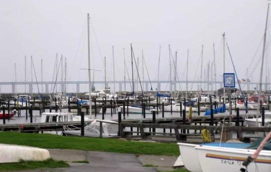 Marina nahe Malmö