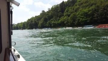 Rheintour Rheinfall