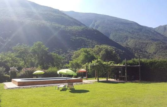 Pool Agriturismo Revena