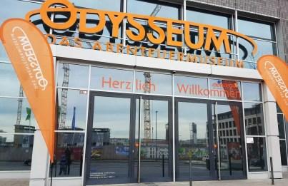 Tipp bei schlechtem Wetter - Odysseum in Köln