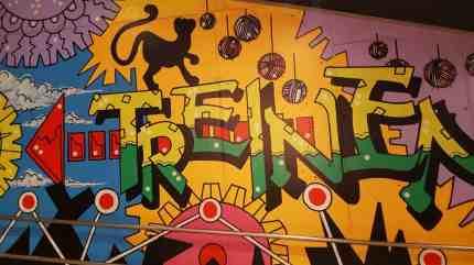 Antwerpen Grafiti Centraal
