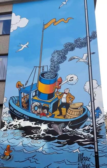 Graffiti Antwerpen