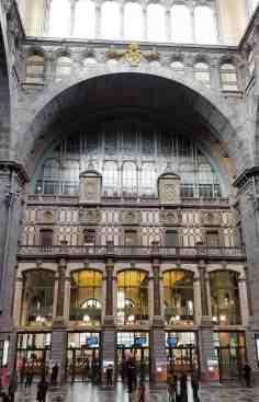 Haupbahnhof Antwerpen Centraal