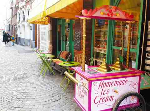 Chocolate Box Antwerpen
