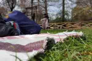 Mailand mit Kind - Tipps - Picknick