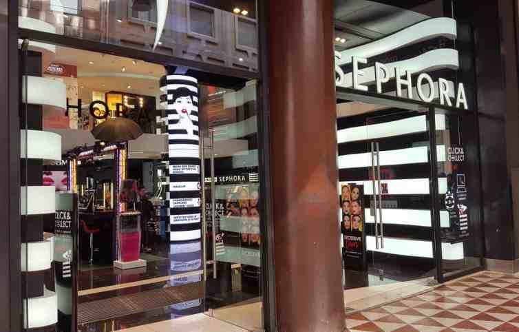 Sephora Mailand