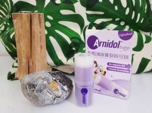 Tipp für die Reiseapotheke - Arnidol Bump bei blauen Flecken