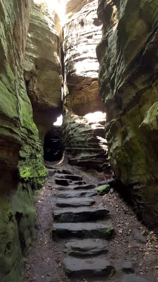 Müllerthal - Wandern in Luxemburg