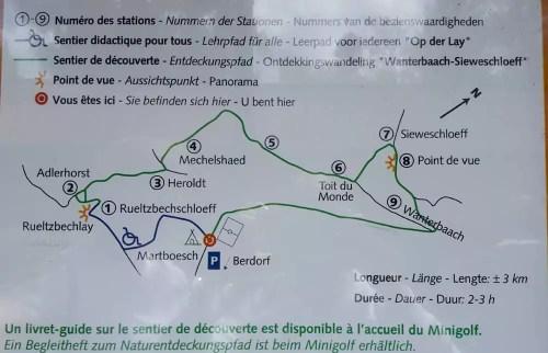 Rundwanderweg B2