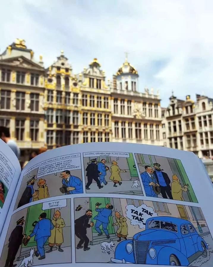 Ideen für Städtetrip Brüssel mit Kind
