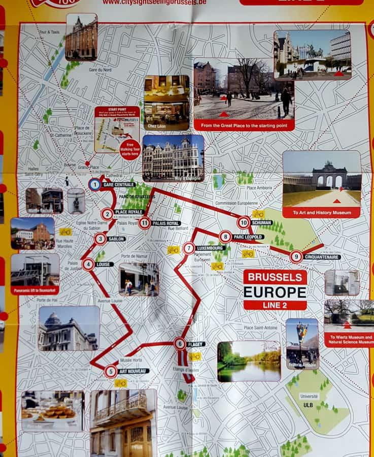 Viele Tipps für deinen Besuch in Brüssel