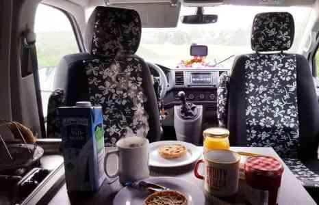 Das brauchst du für ein leckeres Frühstück beim Campen