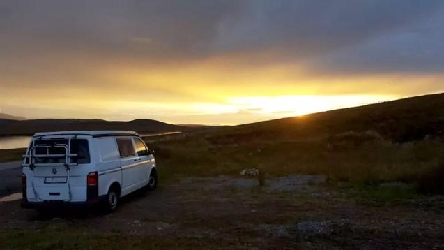 Übernachtung Highlands