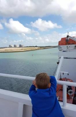 Bullitour - Fähre Dover Calais