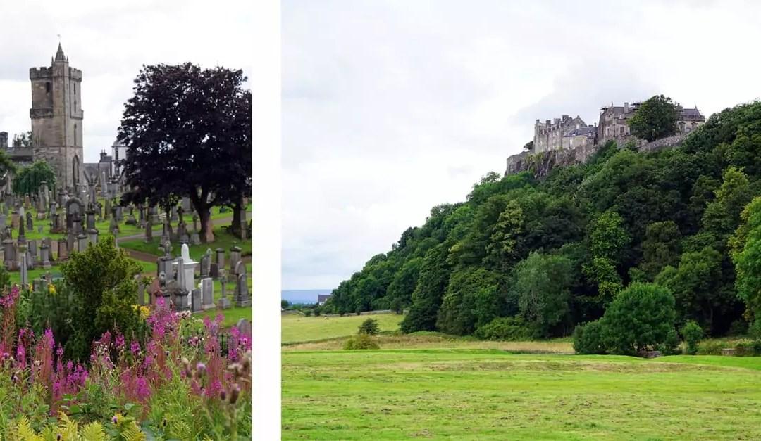 Stirling Castle - Tipps rund um deinen Besuch