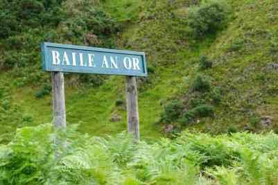 Baile An Or