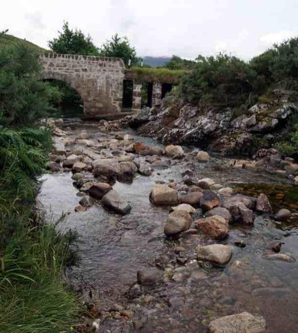 Fluss Baile An Or