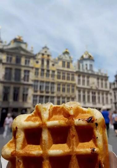 Reiseideen für 2018 - Brüssel