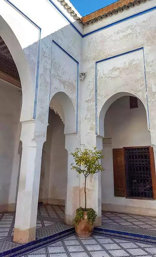 Marrakesch Tipps - Bahia Palast
