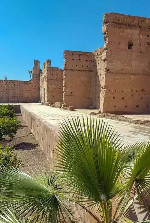 El Badii Palast und weitere Tipps für deine Reise nach Marrakesch mit Kind