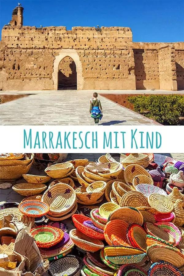 Marrakesch mit Kind - Hier erhält du Informationen und Tipps für deine Reise nach Marrakesch mit Kind.