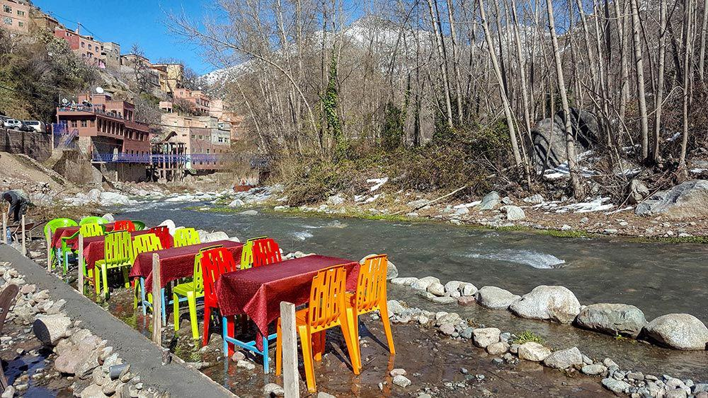 Tagesausflug: Mittagessen in Setti Fatma, Marokko