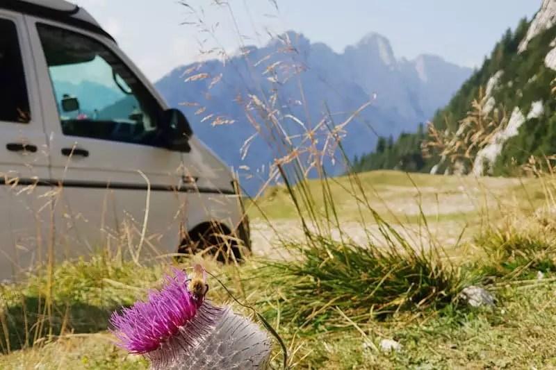 Roadtrip mit dem VW-Bus durch Slowenien, Kroatien, Bosnien und Herzegowina. Unsere Highlights und Stellplätze.