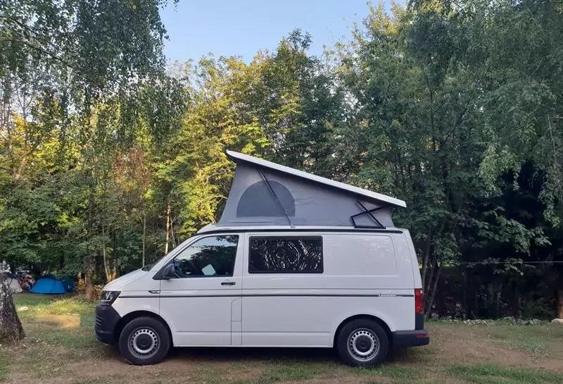 Camping nahe der Plitvicer Seen