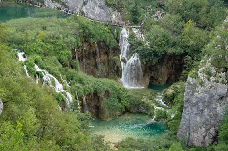 Tipps für deinen Besuch des Nationalparks Plitvicer Seen in Kroatien