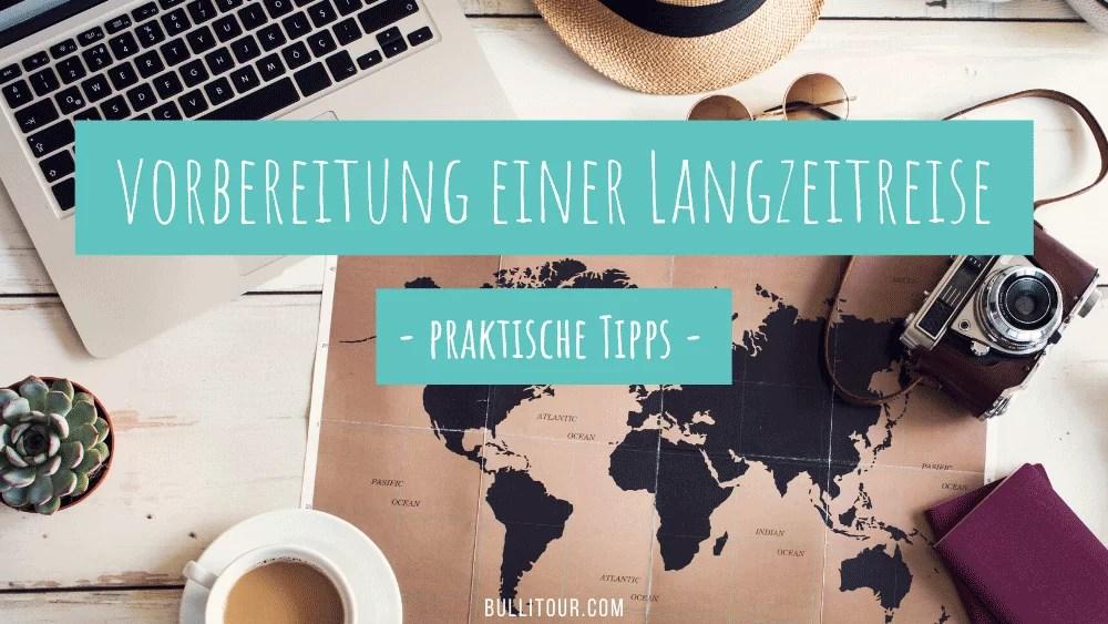Praktische Tipps zur Vorbereitung deiner Langzeitreise - Wohnung, Abmeldung, Post