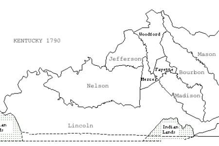 kentucky county map » ..:: Edi Maps ::.. | Full HD Maps