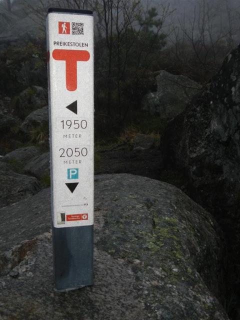 Wanderwege in Norwegen
