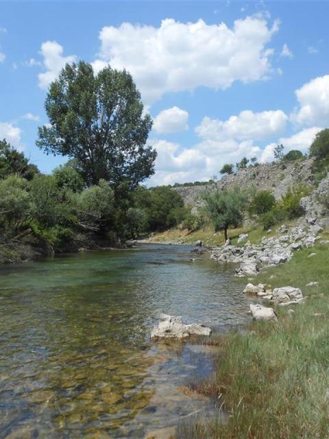 Paddeln in Kroatien