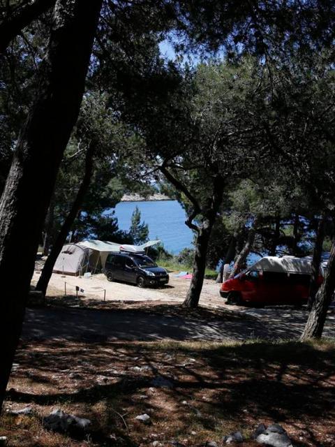 Camping Cres, Kroatien