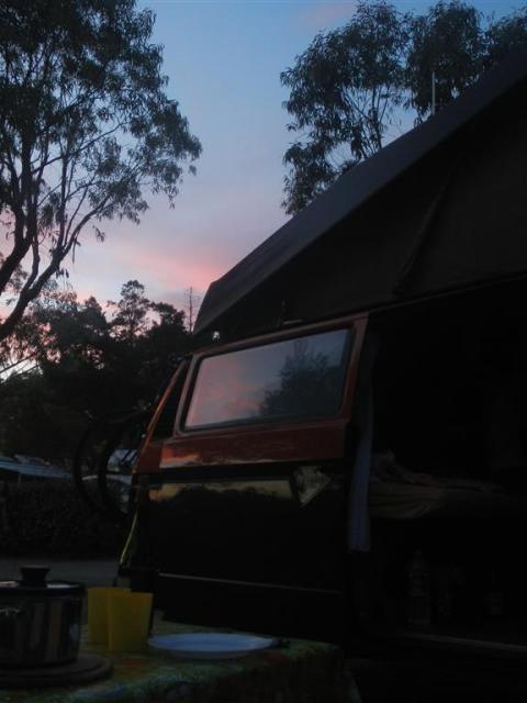 Bulli Camping Fondue Hyeres