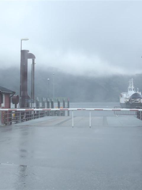 Fährbetrieb in Norway