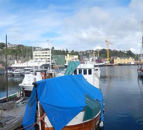 Hafen Kristiansund