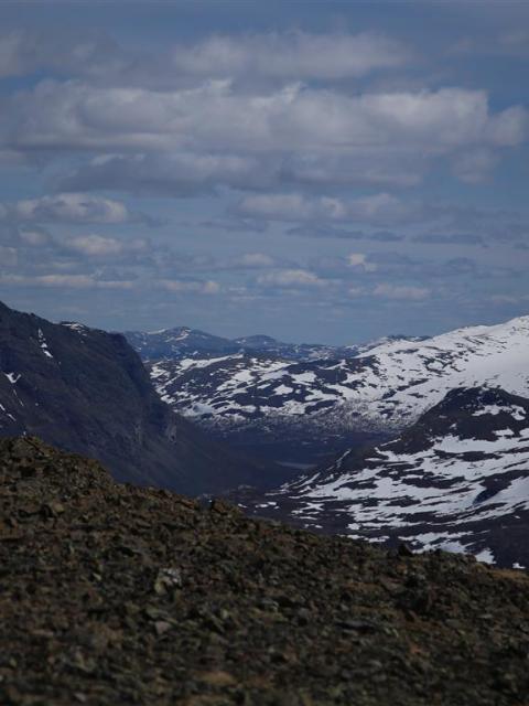 Norwegens Berge Reiseblog