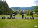 Segway Tour im bayrischen Wald