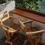 Sitzplätze mit bester Aussicht
